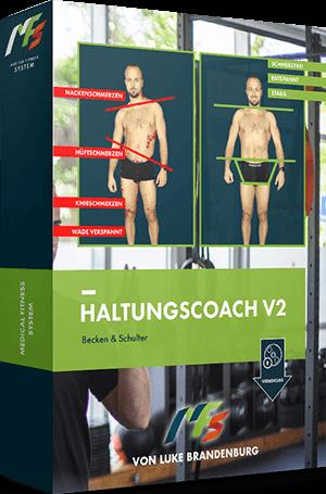 Haltungscoach V2 Cover